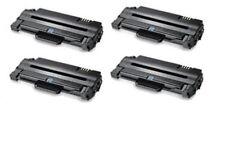 4PK Premium Compatible MLT-D105L Toner Cartridge for the ML-1910 ML-1915 ML-2525