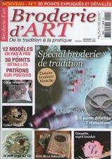 Borderie d'Art de la Tradition à la Pratique 1 2009 COLLIER VICTOIRE ANGE SUR CD