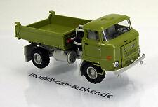 """Busch Espewe 95508 IFA L 60 3 SK Dreiseitenkipper """" LPG """" grün"""