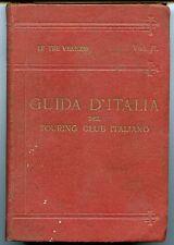 LE TRE VENEZIE (2° volume). T.C.I.