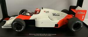 McLaren-TAG MP4/2B #1, Niki Lauda,  Winner Dutch F1 GP 1985, 1:18 scale model
