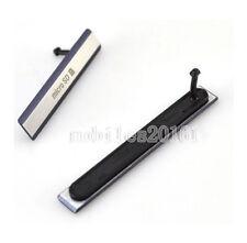 Micro SD+USB Sim Card Slot Port Cover Cap For Sony Xperia Z2 D6502 D6503 BLACK