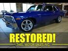 1970 Chevrolet Nova 2-Door 1970 Chevrolet Nova 2-Door Restored SBC SS Automatic Factory AC 72 71 70 69 68