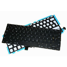 "Macbook Pro 13"" A1278 2009 2010 2011 2012 Swedish SWE Keyboard With Backlight"