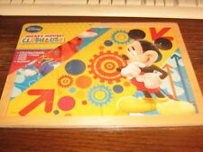 DISNEY - THE MICKEY MOUSE CLUB HOUSE WOODEN PUZZLE - AGE 2+ - 12 PIECE PUZZLE