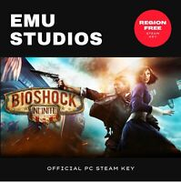 BioShock: Infinite (PC) Steam Key Region Free