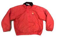 Salt Lake City 2002 Winter Olympics Fleece Lined Jacket Size Men's XL