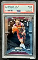 2019 Prizm RC Cavaliers KEVIN PORTER JR. Rookie Basketball Card PSA 7 Near MINT