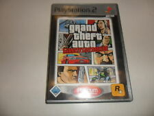 PLAYSTATION 2 PS 2 Grand Theft Auto: LIBERTY City Stories Platinum [] (2)