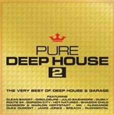 CD de musique album house deep