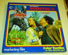 SUPER 8 FILM KARL MAY WINNETOU 3 nr-939-lex-barker