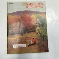 THE AMERICAN RIFLEMAN MAGAZINE VTG SEPT. 1971 ISSUE THE AMERICAN RIFLEMAN MAG.