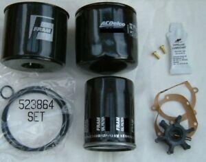 Volvo Penta Marine Diesel engine Service kit D1-13A,B,C,D,E,F  D1-20 A-F