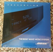 New Bose Wave Music System CD Demo Demonstration Disc