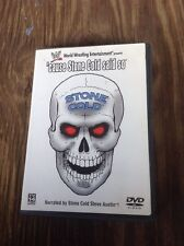 WWE - Stone Cold Says So (DVD, 2003) WWF Scratch Free-Authentic US Release