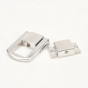 31mm Zinc Alloy Toggle Latch Lock Suitcase Box Trunk Chest Catch Case Clasp Gold