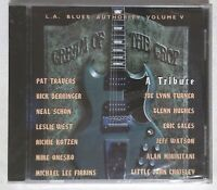 Cream Of The Crop (A Tribute) (L.A. Blues Authority Volume V)US CD Album SEALED