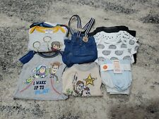 Disney Toy Story Harry Potter Baby Boy Clothes Lot Size NB 0-3 Carter's NWT