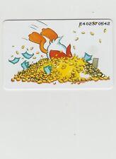 D/NL - DISNEY/Dresdner Bank - Zudruck - Telefonkarte