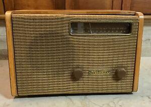 RARE Alexander Girard designed Detrola Radio 1946 Original Condition Untested