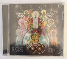 Midnite - Branch I - 'Project III' CD Roots Reggae Brand New Factory Sealed
