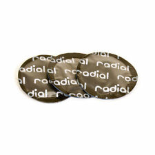 """(10) piece 1-5/8"""" Small Round USA Style Universal Repair Tube Radial Tire Patch"""