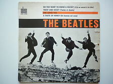 The Beatles 45Tours EP vinyle She Loves You