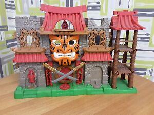 Imaginex Samurai Ninja warrior Castle