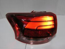2017 2018 2019 Mitsubishi Outlander Factory Oem Left Tail Light Nice Tested R1