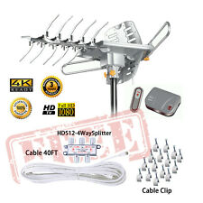 LAVA HD2605 Ultra Remote Controlled HDTV Outdoor Antenna with G3 Control Box