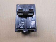 1 NEW SIEMENS QP Q215 CIRCUIT BREAKER 15A 15 AMP 2P 2 POLE 240V 240 VOLT