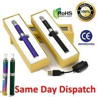 New 1100 mah MT3 Vape Electronic Cigarette Rechargeable Pen E-Cig Starter Kit UK