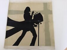 More details for depeche mode lithographic print on canvas. rare