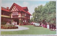 Vintage Postcard POSTUM CEREAL Co Battle Creek MICHIGAN circa 1910 Admin Bldg