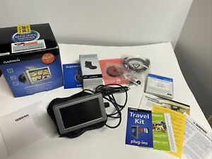 Garmin Nuvi 660 GPS Navigation Personal Travel Assistant with EXTRAS TESTED