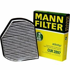 NEW Mercedes W202 W208 C43 C220 C280 CLK430 Cabin Air Filter CUK2897 MANN FILTER