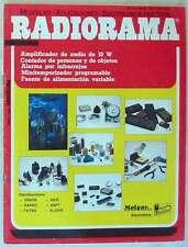 RADIORAMA - ELECTRONICA PARA TODOS - REVISTA Nº 317 ABRIL 1994 - VER SUMARIO