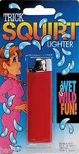 SQUIRT WATER PISTOL FAKE CIGARETTE LIGHTER FUNNY JOKE BOYS TOY PRANK PRESENT