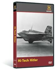 MODERN MARVELS - HI TECH HITLER (HISTORY CHANNEL DOCUMENTARY) NEW AND SEALED