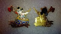 Disney pin Mickey's Circus Ringmaster Mickey Pin and Figurine Set Pin Only LE300