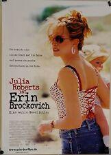 (Gerollt) Kinoplakat - Erin Brockovich (2000) #342