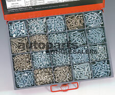 CHAMPION MASTER KIT SELF-TAPPING SCREWS & CUP WASHERS (1680 Pieces)