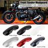 Motorcycle Front Fender Mudguard For Triumph Bonneville T100 Scrambler 2001-2016