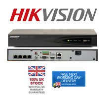 HIKVision DS-7604NI-E1/4P/A 4ch NVR, USB only, 4 x PoE
