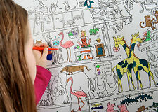 Noah's Ark Giant Colouring Poster - Giant Size: 100 x 75 cm