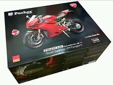 Pocher Ducati 1299 Panigale S Red ModelMotorbike Kit 1:4
