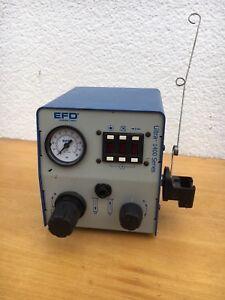 EFD Ultra 1400 Series Dispenser & Foot Pedal