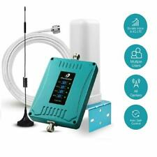 2G3G 4G Cell Phone Signal Booster AT&T Verizon 700/850/1700/1900MHz Repeater Kit