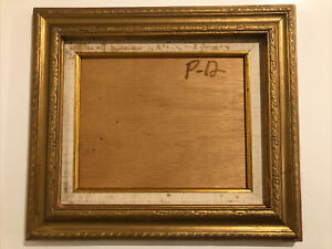 🔥💯 Vintage Gold Ornate Picture Frame - Fits 8x10 Picture