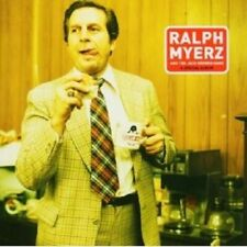 RALPH&THE JACK HERREN BAND MYERZ-A SPECIAL ALBUM CD NEW!